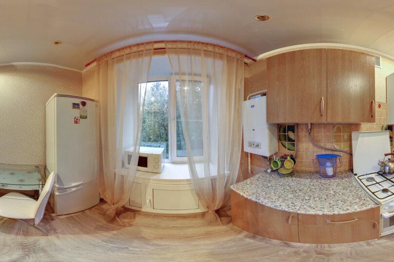 2-комн. квартира, 41 кв.м. на 4 человека, улица Короленко, 19А, Нижний Новгород - Фотография 3