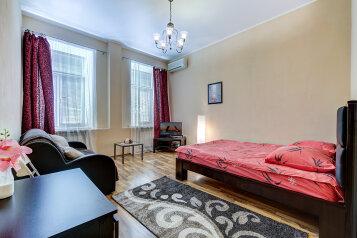 1-комн. квартира, 40 кв.м. на 4 человека, улица Рылеева, Санкт-Петербург - Фотография 1