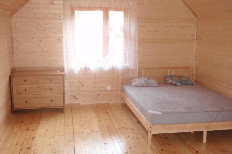 Коттедж на берегу озера, 120 кв.м. на 6 человек, 2 спальни, переулок Якорный, 3, посёлок Колосково - Фотография 6