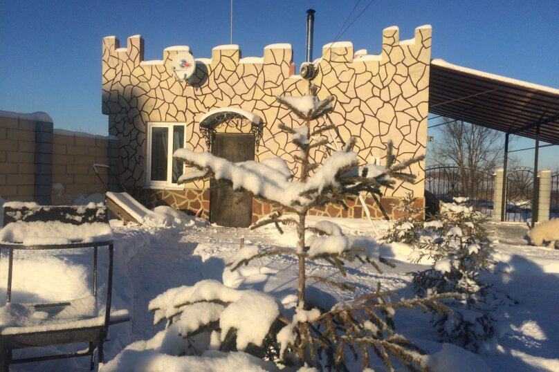 Домик с камином на берегу реки, 45 кв.м. на 4 человека, 1 спальня, село Тимонькино, 52, Нижний Новгород - Фотография 4