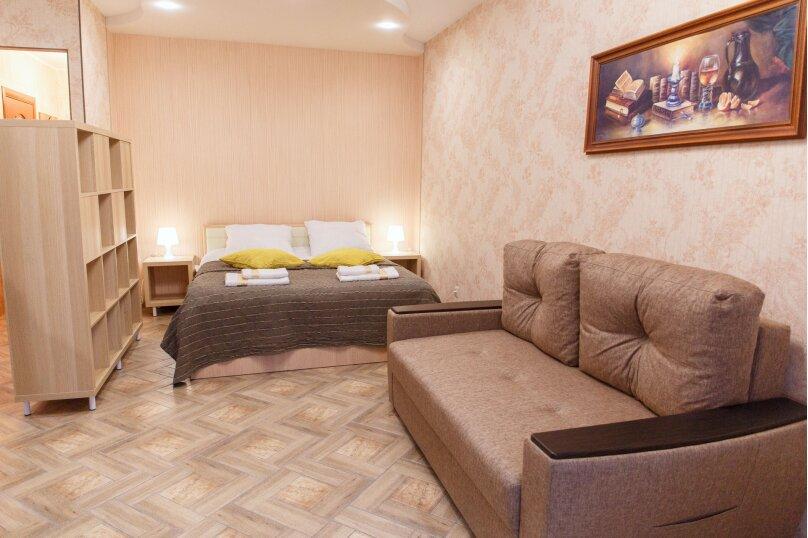 1-комн. квартира, 45 кв.м. на 4 человека, Красная улица, 176, Краснодар - Фотография 8