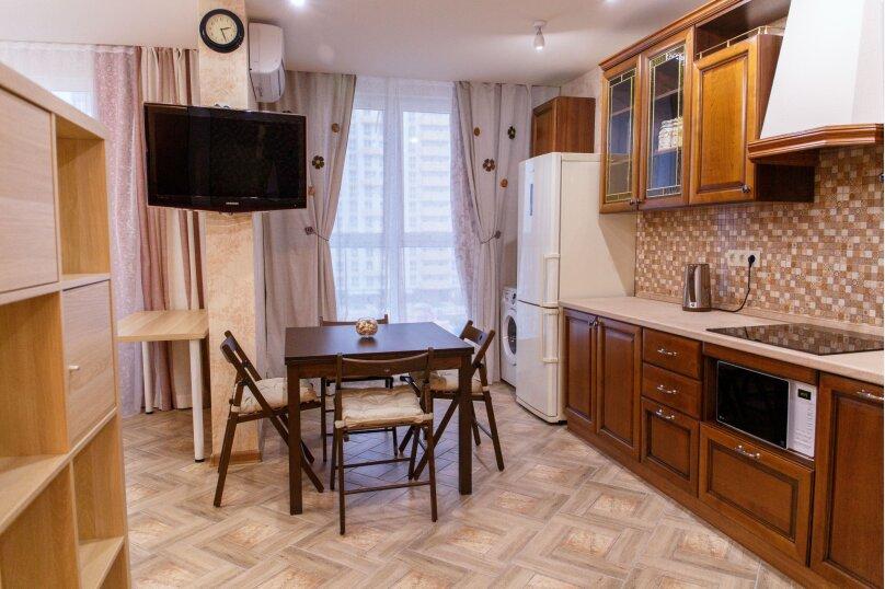 1-комн. квартира, 45 кв.м. на 4 человека, Красная улица, 176, Краснодар - Фотография 13