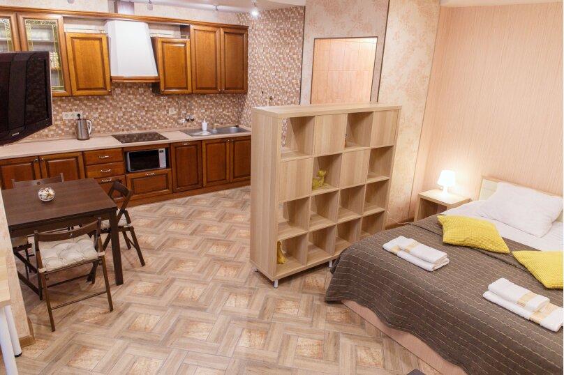 1-комн. квартира, 45 кв.м. на 4 человека, Красная улица, 176, Краснодар - Фотография 19