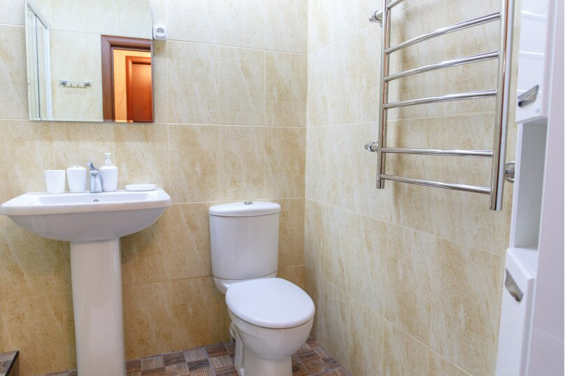 1-комн. квартира, 45 кв.м. на 4 человека, Красная улица, 176, Краснодар - Фотография 28