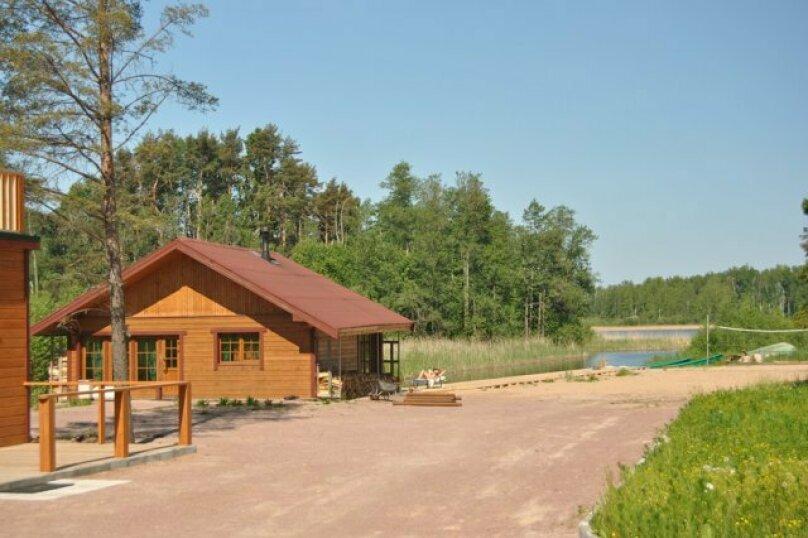 Дом на берегу реки Вуокса, 60 кв.м. на 4 человека, 2 спальни, улица Ленина, 2, Приозерск - Фотография 5
