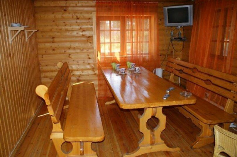 Дом на берегу реки Вуокса, 60 кв.м. на 4 человека, 2 спальни, улица Ленина, 2, Приозерск - Фотография 6