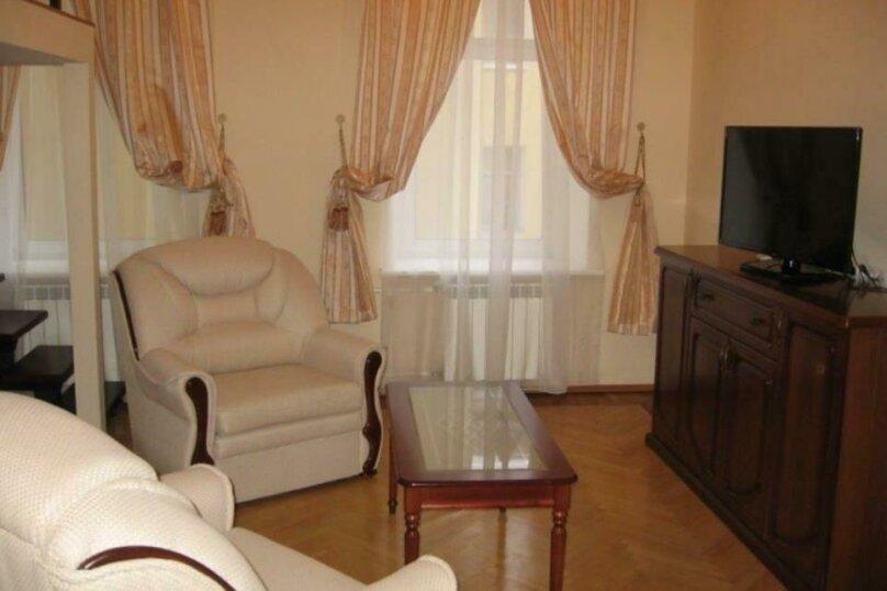 2-комн. квартира, 63 кв.м. на 4 человека, Ленинский проспект, 97, Воронеж - Фотография 3