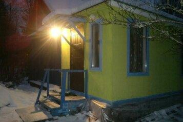 Дом для тихого комфортного отдыха на природе, 30 кв.м. на 6 человек, 1 спальня, п. Шапки, ул. Железнодорожная, 4, Тосно - Фотография 1