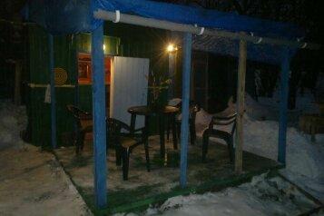 Дом для тихого комфортного отдыха на природе, 30 кв.м. на 6 человек, 1 спальня, п. Шапки, ул. Железнодорожная, 4, Тосно - Фотография 3