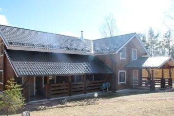 комфортабельный дом, 130 кв.м. на 6 человек, 2 спальни, СНТ озерное, 100, поселок Новое Токсово, Токсово - Фотография 1