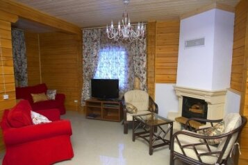 комфортабельный дом, 130 кв.м. на 6 человек, 2 спальни, СНТ озерное, 100, поселок Новое Токсово, Токсово - Фотография 2