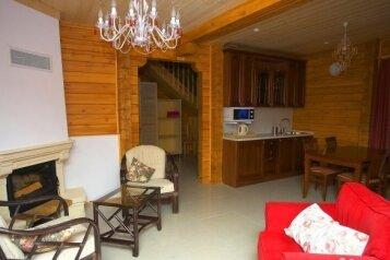 комфортабельный дом, 130 кв.м. на 6 человек, 2 спальни, СНТ озерное, 100, поселок Новое Токсово, Токсово - Фотография 4