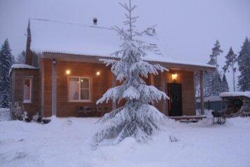 Новый коттедж на горнолыжном курорте Коробицыно, 65 кв.м. на 6 человек, 2 спальни, 12-я линия, 234, Коробицыно - Фотография 1