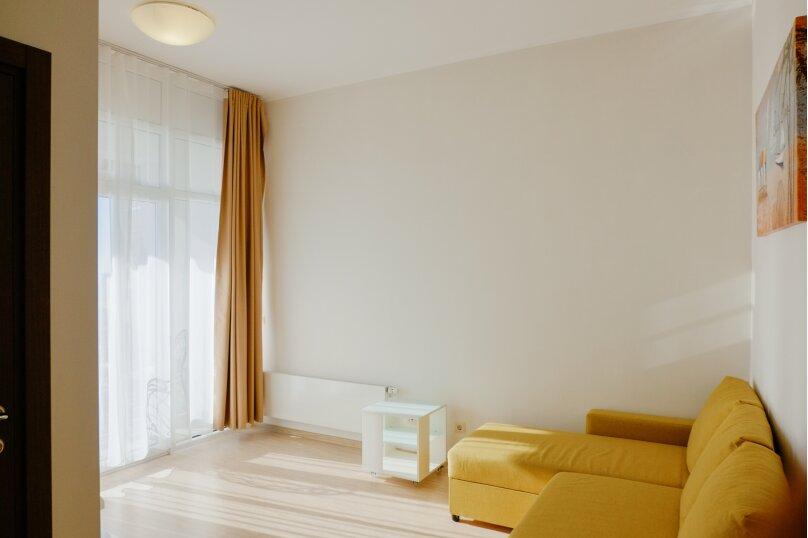 1-комн. квартира, 50 кв.м. на 5 человек, Парусная улица, 27, Сочи - Фотография 7