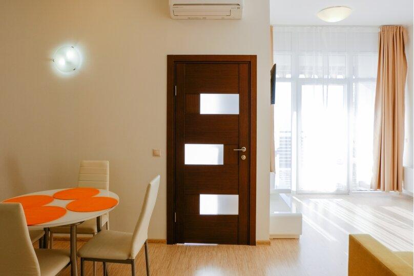 1-комн. квартира, 50 кв.м. на 5 человек, Парусная улица, 27, Сочи - Фотография 11