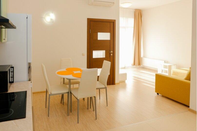 1-комн. квартира, 50 кв.м. на 5 человек, Парусная улица, 27, Сочи - Фотография 12