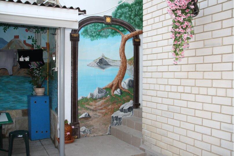 Дом на 5-6 человек, 52 кв.м. на 6 человек, 3 спальни, Партизанская улица, 12, Судак - Фотография 9