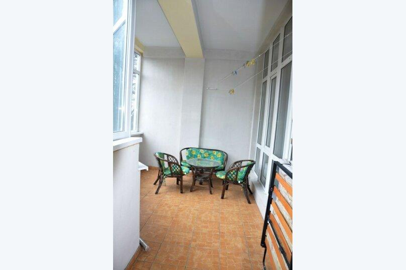 2-комн. квартира, 70 кв.м. на 4 человека, улица Володарского, 11, Ялта - Фотография 10