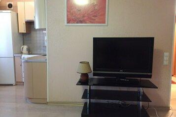 1-комн. квартира, 42 кв.м. на 2 человека, улица Ады Лебедевой, 150, Красноярск - Фотография 2
