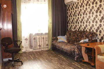 2-комн. квартира, 50 кв.м. на 6 человек, Комсомольская улица, Центральный район, Комсомольск-на-Амуре - Фотография 3