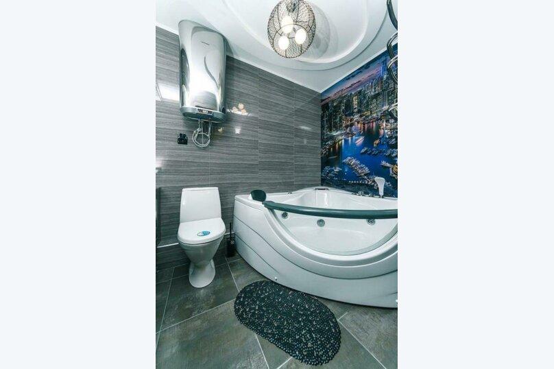 2-комн. квартира, 56 кв.м. на 4 человека, улица Берёзовая Роща, 2Б, Воронеж - Фотография 7