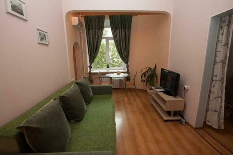 2-комн. квартира, 54 кв.м. на 4 человека, улица Переверткина, 20, Воронеж - Фотография 3
