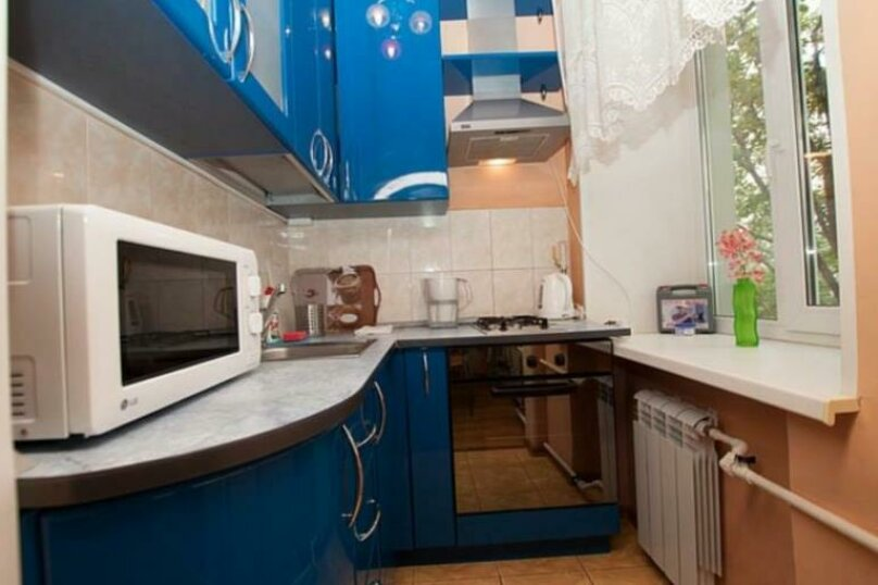 2-комн. квартира, 54 кв.м. на 4 человека, улица Переверткина, 20, Воронеж - Фотография 4