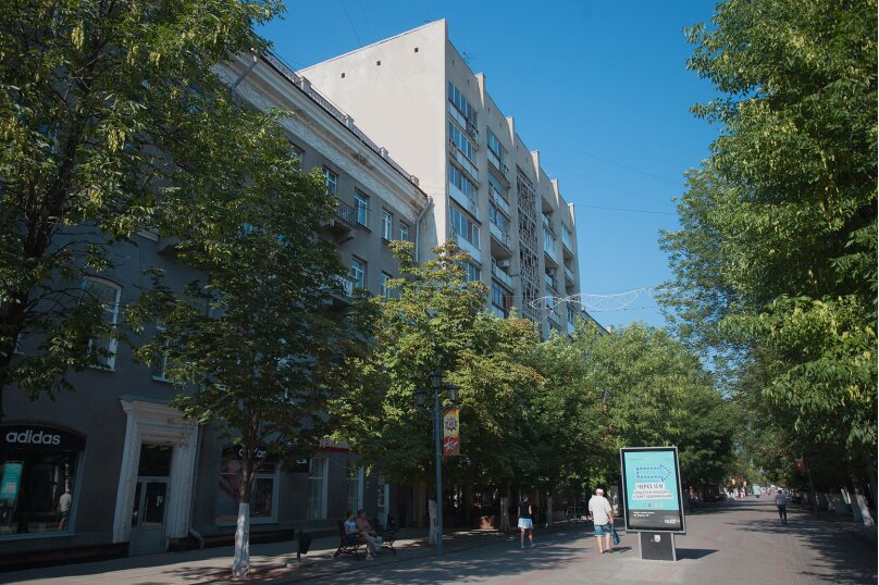 1-комн. квартира, 40 кв.м. на 4 человека, проспект Кирова, 21, Саратов - Фотография 14