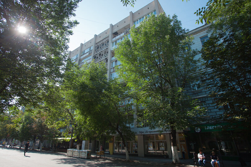 1-комн. квартира, 40 кв.м. на 4 человека, проспект Кирова, 21, Саратов - Фотография 15