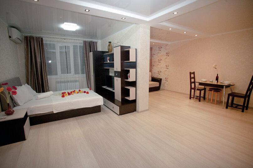 1-комн. квартира, 40 кв.м. на 4 человека, улица Сакко и Ванцетти, 59, Саратов - Фотография 3