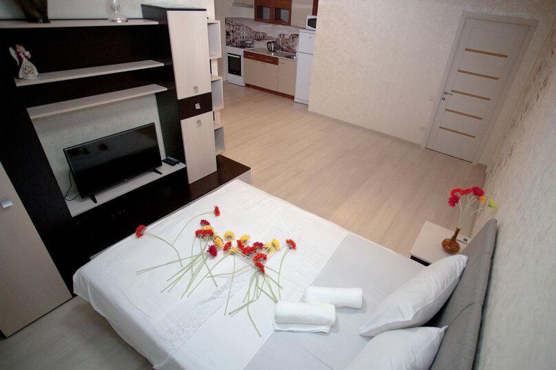1-комн. квартира, 40 кв.м. на 4 человека, улица Сакко и Ванцетти, 59, Саратов - Фотография 6
