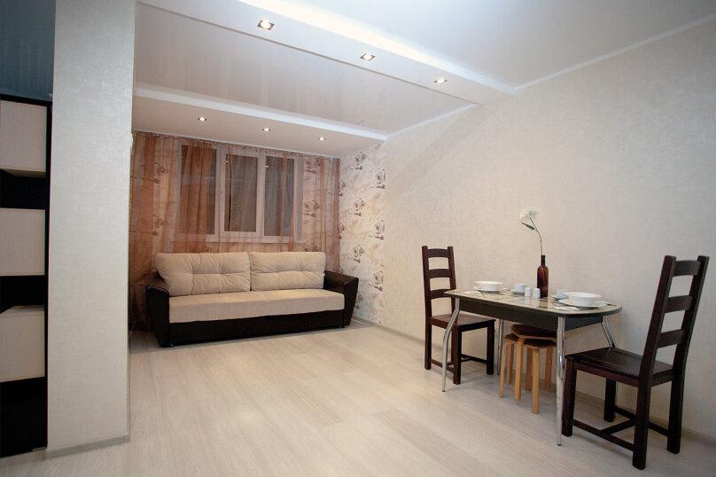 1-комн. квартира, 40 кв.м. на 4 человека, улица Сакко и Ванцетти, 59, Саратов - Фотография 8