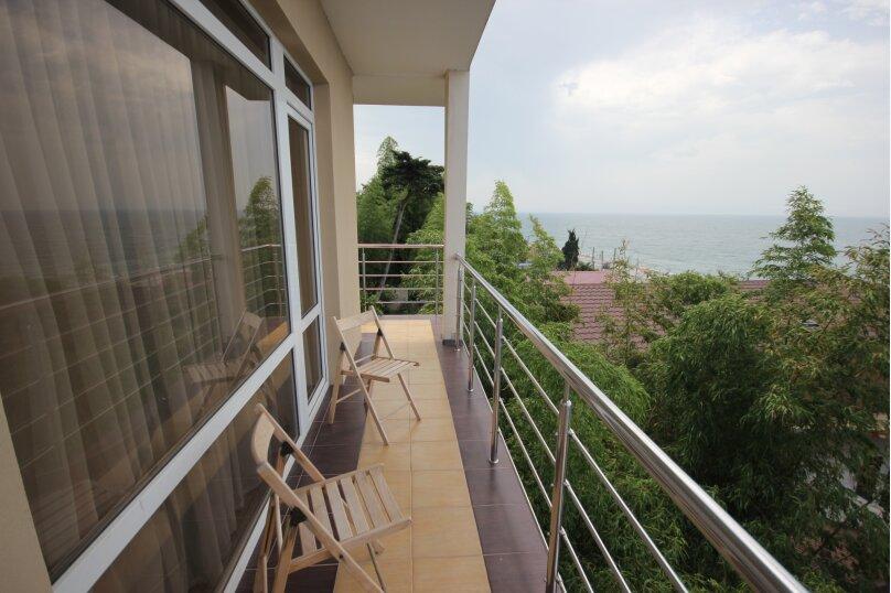 Панорама двухместный, улица Декабристов, 131, село Кучук-дере, Сочи - Фотография 1