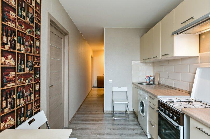 2-комн. квартира, 55 кв.м. на 7 человек, улица Гоголя, 15, Химки - Фотография 7