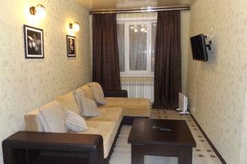 1-комн. квартира, 38 кв.м. на 2 человека, проспект Дзержинского, Новосибирск - Фотография 1