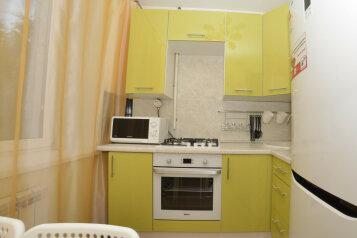 2-комн. квартира, 45 кв.м. на 4 человека, Промышленная, 2, Новосибирск - Фотография 3