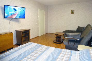1-комн. квартира, 52 кв.м. на 6 человек, улица Гагарина, Вологда - Фотография 4