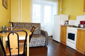 1-комн. квартира, 38 кв.м. на 5 человек, улица Сергея Преминина, Вологда - Фотография 2