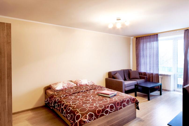 1-комн. квартира, 32 кв.м. на 4 человека, Звенигородское шоссе, 3Ас1, Москва - Фотография 1