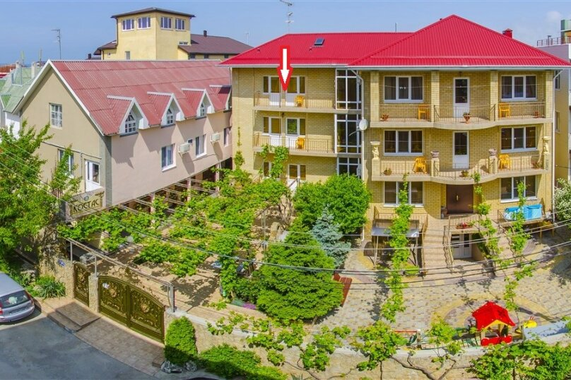 """Гостевой дом """"Костас"""" с собственным пляжем, Благовещенский переулок, 16 на 20 комнат - Фотография 2"""