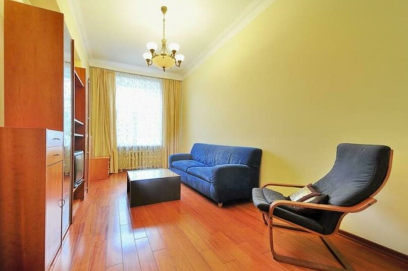 2-комн. квартира, 56 кв.м. на 4 человека, Ленинский проспект, 61А, Воронеж - Фотография 2