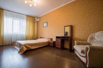 1-комн. квартира, 50 кв.м. на 4 человека, Промышленная улица, 19, Краснодар - Фотография 2