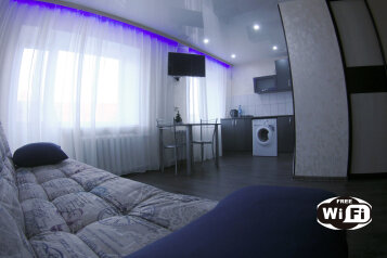 1-комн. квартира, 31 кв.м. на 4 человека, проспект Ленина, Комсомольск-на-Амуре - Фотография 2