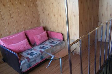 Дом на второй линии от моря (пляж через дорогу), 40 кв.м. на 5 человек, 2 спальни, Лиманная улица, Евпатория - Фотография 3