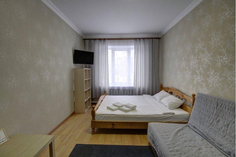 1-комн. квартира, 32 кв.м. на 4 человека, улица Циолковского, 7, Щелково - Фотография 2