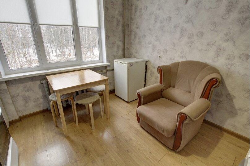 1-комн. квартира, 32 кв.м. на 4 человека, улица Циолковского, 7, Щелково - Фотография 6