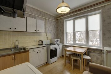 1-комн. квартира, 32 кв.м. на 4 человека, улица Циолковского, 7, Щелково - Фотография 3