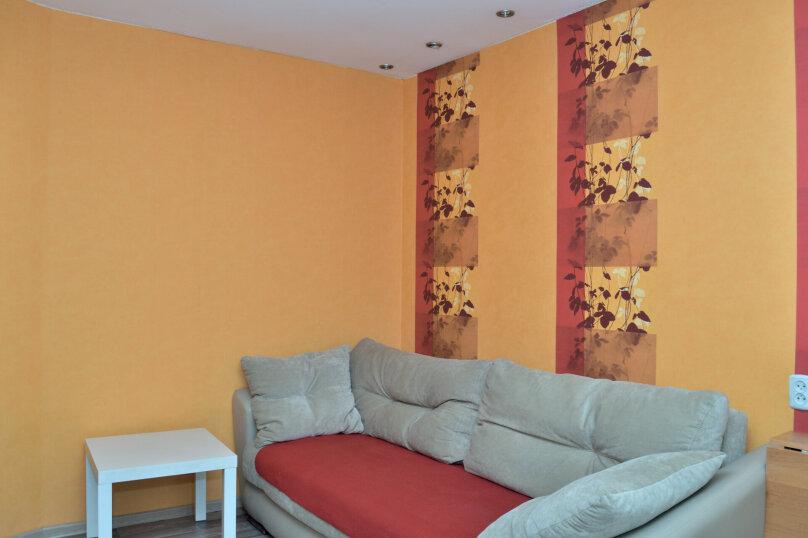 4-комн. квартира, 65 кв.м. на 8 человек, улица Ватутина, 65, Новосибирск - Фотография 6