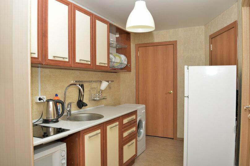 4-комн. квартира, 65 кв.м. на 8 человек, улица Ватутина, 65, Новосибирск - Фотография 9