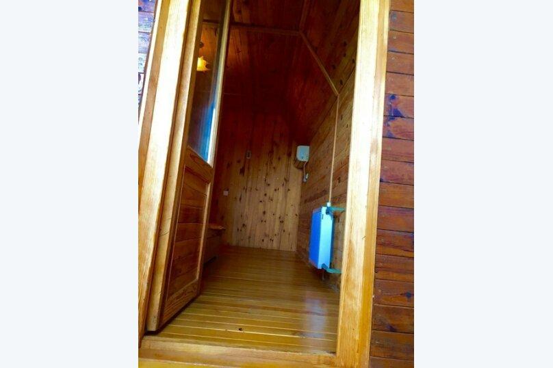 Отдых, 53 кв.м. на 5 человек, 2 спальни, Шулейкина, 27, Кацивели - Фотография 17